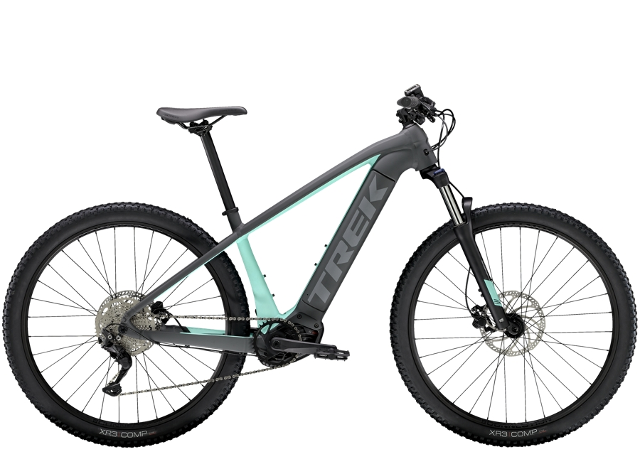 Trek Powerfly 4 XS (27.5  wheel) Matte Solid Charcoal/Matte Miami