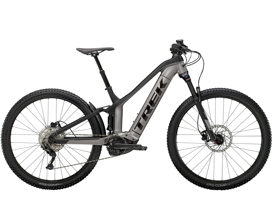 Trek Powerfly FS 4 625 XL (29  wheel) Matte Gunmetal/Matte Black