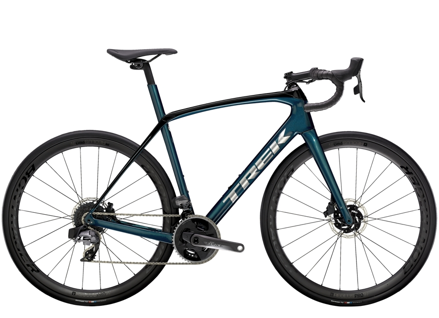 Trek Domane SL 7 eTap 50 Dark Aquatic/Trek Black