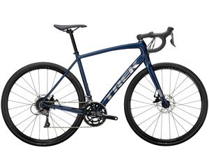 Trek Domane AL 2 Disc 44 Gloss Mulsanne Blue/Matte Trek Black