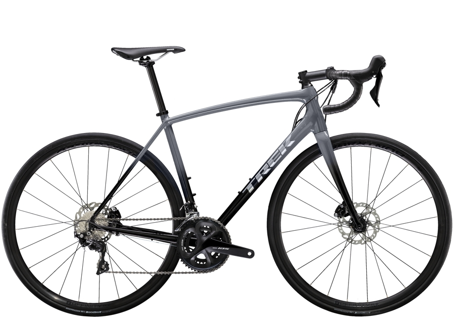 Trek Émonda ALR 5 50 Slate to Trek Black Fade